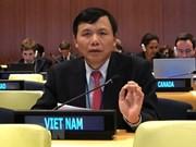 越南呼吁联合国继续根据国家优先事项实现发展体系改组