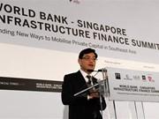 新加坡启动新机构推动亚洲基础设施建设
