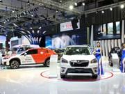 2018年越南汽车展览会展出近120款车型