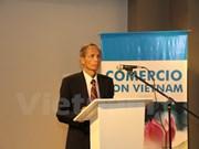 越南与阿根廷的全面战略伙伴关系稳定向前发展