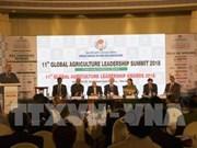 越南参加印度第11届全球农业领导人会议