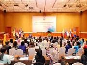 第三届东盟妇女工作部长会议发表联合声明