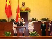 各国领导人继续致电祝贺越共中央总书记、国家主席阮富仲