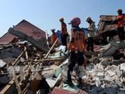 印尼地震和海啸:恢复重建工作将于11月初开始