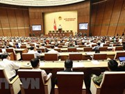 第十四届国会第六次会议:讨论国家财政预算和中期公共投资计划