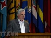 古巴国务委员会主席兼部长会议主席将于11月8日至10日访问越南