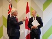 加拿大正式批准《全面与进步跨太平洋伙伴关系协定》