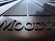 穆迪上调越南12家银行的信用评级
