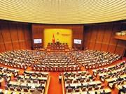 越南第十四届国会第六次会议:国会代表就热点问题对政府成员进行质询