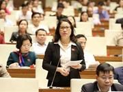 越南第十四届国会第六次会议:质询活动进入最后一天