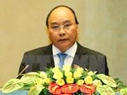 阮春福出席首届中国国际进口博览会:促进越中经贸合作深化升级