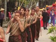 越南新增8处遗产被列入国家级非物质文化遗产名录