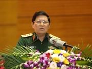 越南人民军高级军事代表团访问澳大利亚与新西兰