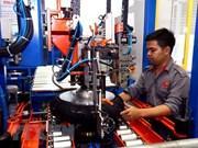 越南10月份工业生产指数增长约10.4%