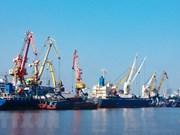 今年前10月越南港口货物吞吐量达4.3万多吨