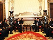 胡志明市与马来西亚加强贸易合作
