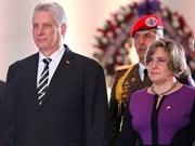 古巴国务委员会主席兼部长会议主席迪亚斯-卡内尔即将访问越南