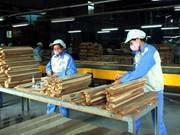今年前10月越南主要林产品出口额达76.12亿美元
