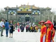 承天顺化省接待国际游客量115万多人次