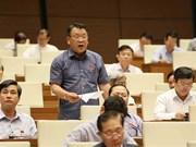 越南第十四届国会第六次会议进入第三周