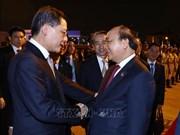 越南政府总理阮春福圆满结束出席首届中国国际进口博览会之行