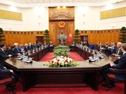 政府副总理王廷惠:外商直接投资是越南经济体的一部分