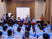 2018年铃木杯东南亚足球锦标赛:越南驻老挝大使给越南球队打气助威