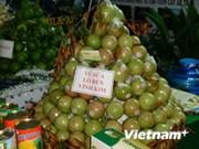 前江省即将向美国出口400吨金星果