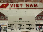 越南参加印度尼西亚国际国防工业展
