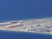中国将在越南长沙群岛上所设的若干观测站投入使用严重侵犯越南主权