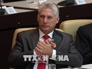 古巴国务委员会主席兼部长会议主席开始对越南进行正式友好访问