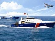 越中促进海上合作共促发展