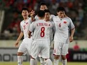AFF Suzuki Cup 2018:越南队以3比0战胜老挝队  取得开门红