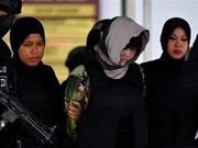马来西亚法院推迟涉嫌朝鲜公民金哲被杀案被告人的质证时间