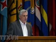 古巴国务委员会主席兼部长会议主席访越:继续推进越古特殊关系发展