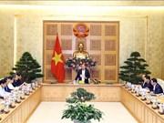经济社会小组召开第一次会议 为越共十三大做准备