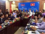 越柬同意将得迫尔与南里尔口岸升格为国际口岸