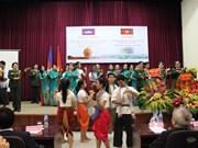 越柬两国增强相互了解和友好合作关系
