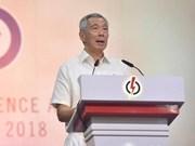新加坡呼吁东盟开放市场和加大融入力度
