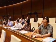 越南第十四届国会第六次会议:通过公共投资中期计划调整决议