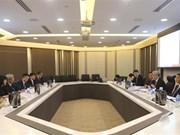 阮志咏上将出席越新国防部副部长级政策对话