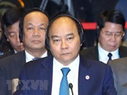 越南政府总理阮春福出席第20届东盟-韩国领导人会议