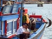 平定省力争在2019年1月前满足EC有关打击IUU渔业的所有要求