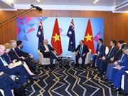 东盟峰会:政府总理阮春福出席澳大利亚与东盟领导人非正式早餐会