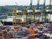 2018年10月新加坡非石油出口额增长8.3%