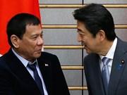 菲律宾与日本承诺维护东海航行自由