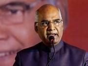印度总统拉姆·纳特·科温德开始对越南进行国事访问