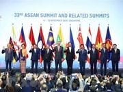 泰国建议推迟2019年东盟峰会举办时间