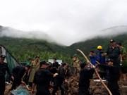 受台风影响庆和省12死亡11人受伤5人失踪
