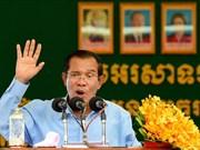 柬埔寨宣布不许外国在该国领土上建立军事基地
